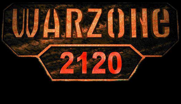 Warzone 2120 1.02 Has been released!