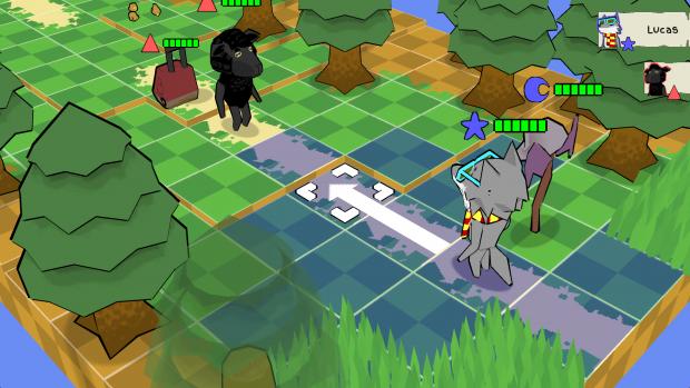 Wolf Gang Demo v0.3