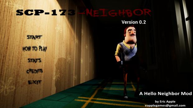 Hello SCP-173-Neighbor V0.21