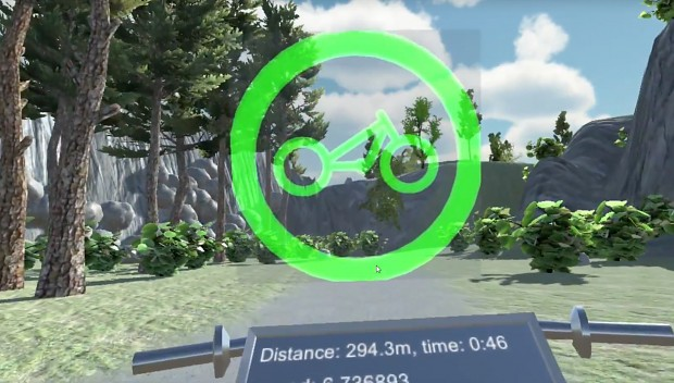 VR Biking