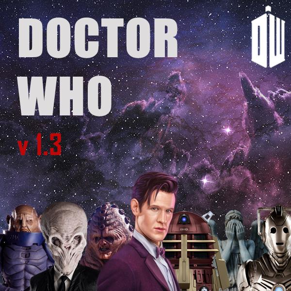 Doctor Who Mod v.1.3.1 for Stellaris v.1.9.*