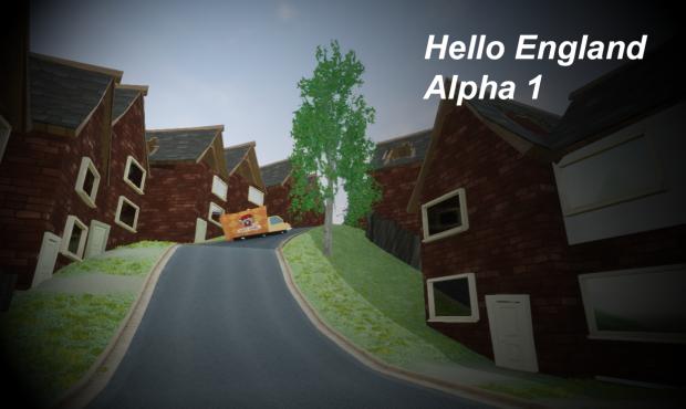 Hello England Alpha 1