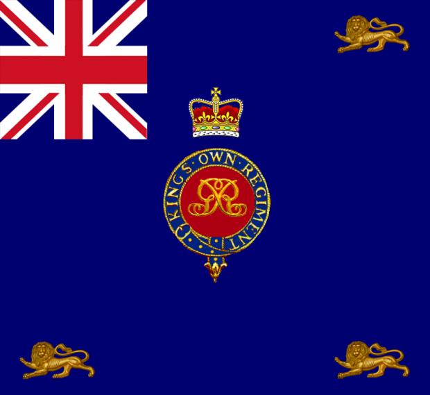 4th (King's Own) Regiment of Foot reskin