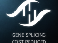Gene Splicing Cost Reduced