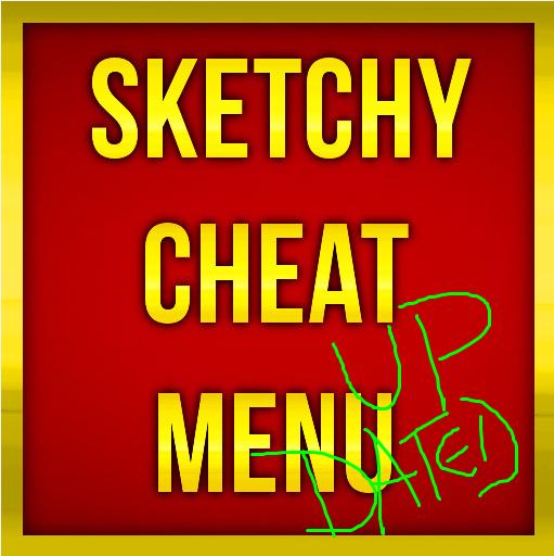 Sketchy Cheat Menu Updated 1.2.0 (Vanilla)
