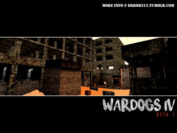 ut4 Wardogs4 [Beta1]