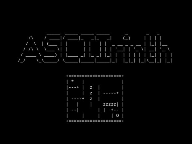 ASCIIrinth
