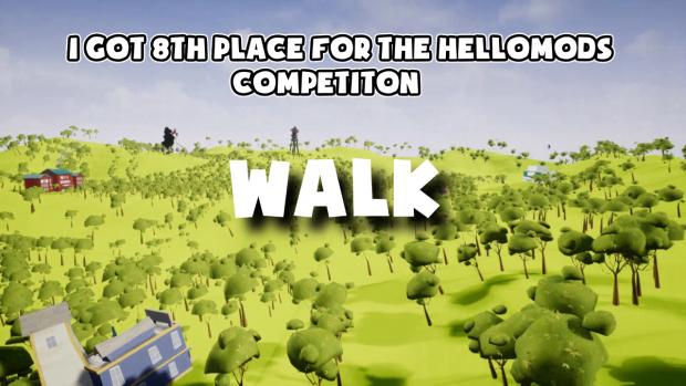 Walk Demo 3