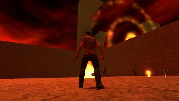 (RUS) Escape From Titan 2 Remake