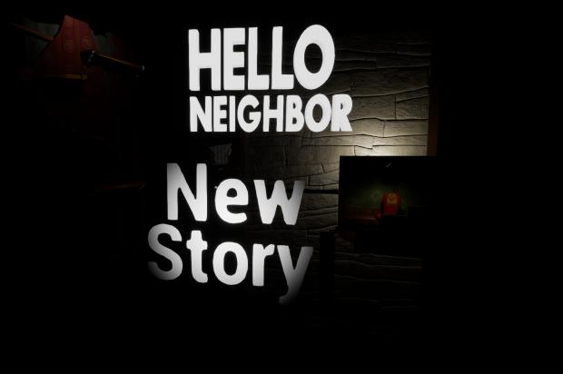 Hello Neighbor New Story Alpha 4