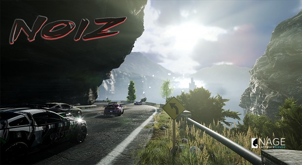 NOIZ - Racing Survival Game - DEMO