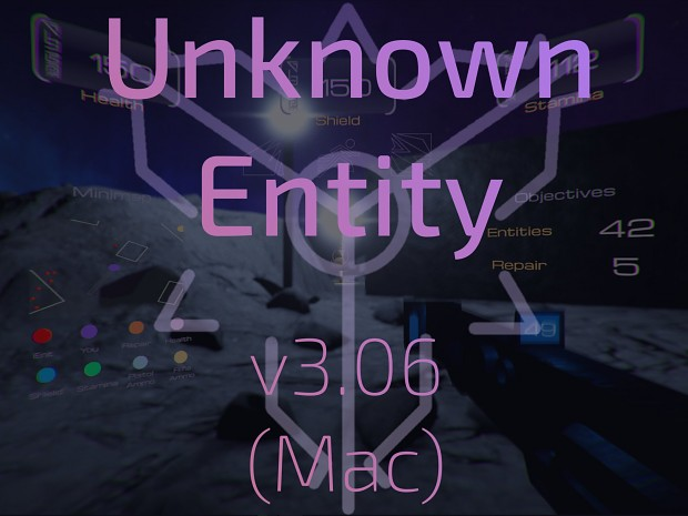 Unknown Entity - v3.06 (Mac) [.7z]