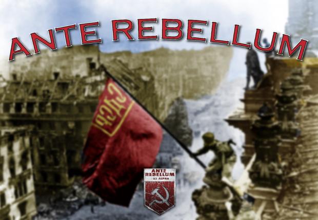 Ante Rebellum 0.1.1