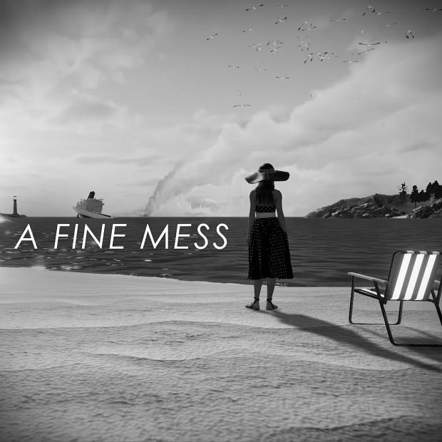 Cava Grande - A Fine Mess (Soundtrack)