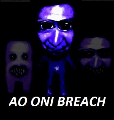 SCP Containment Breach Ao Oni Mod 1.3.3