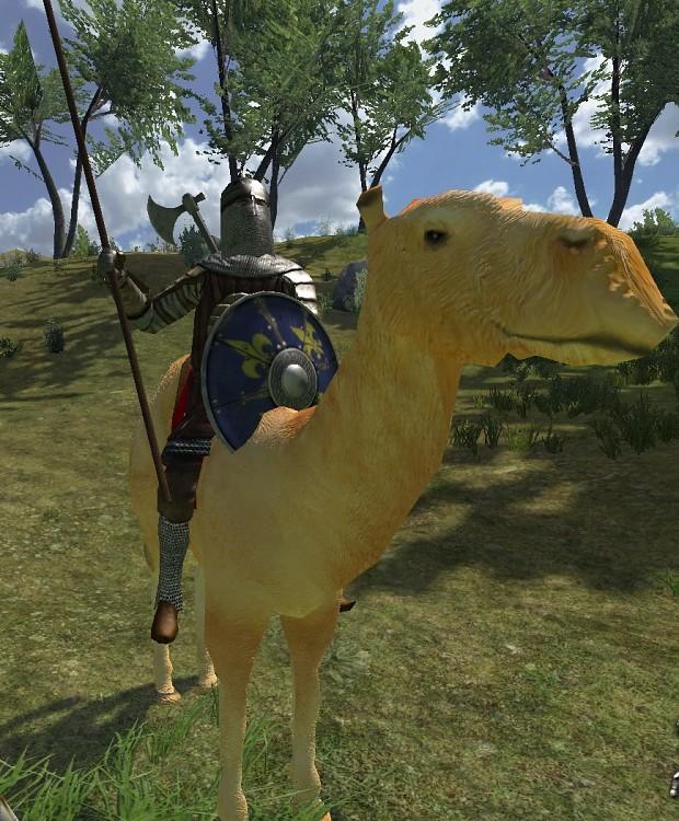 Sarranid Camel