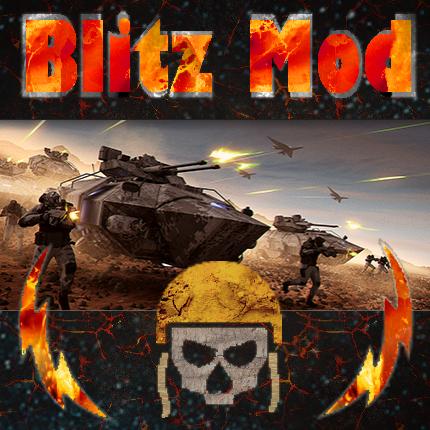 Blitz Mod (mod pack) v1.1