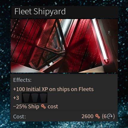 FleetShipyard
