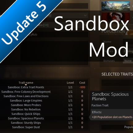 Sandbox Mod