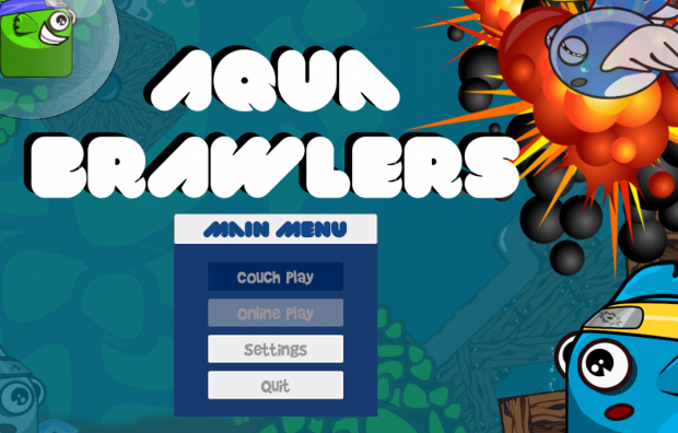Aqua Brawlers 1 4 5