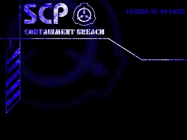 SCP Containment Breach Honza 55 44 mod v 1.1