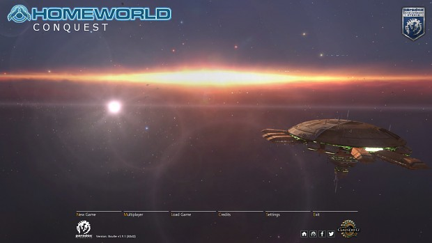 homeworld conquest and ships patch 1003