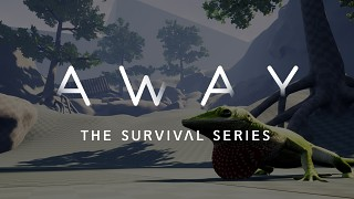 AWAY: Prototype #2 - Hunting Lizards