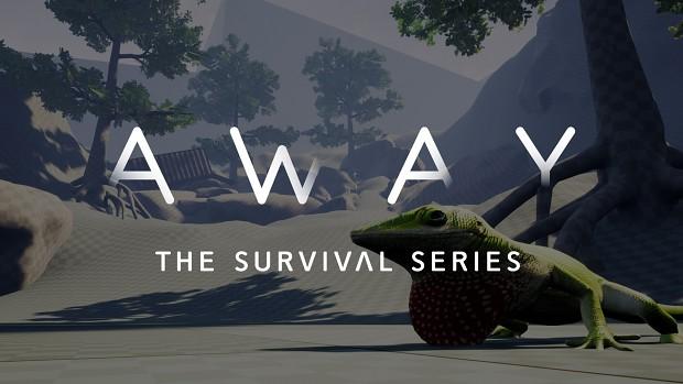 AWAY: Prototype #2 - Hunting Lizards