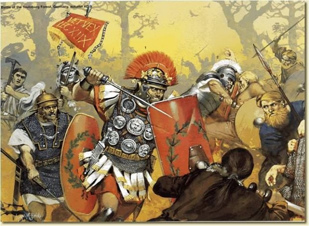 March of Rome