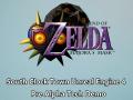 Pre Alpha 0 01 Zelda Majoras Mask South Clock Town