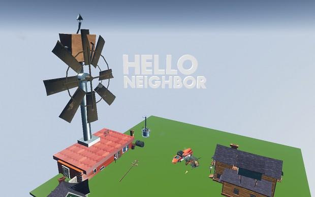 hello neighbor alpha5 Demo