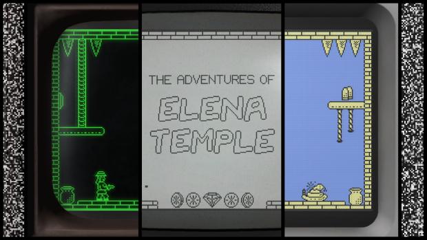 The Adventures of Elena Temple - Demo v0.3.5 Mac