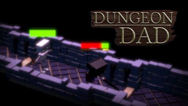 Dungeon Dad - Win 32