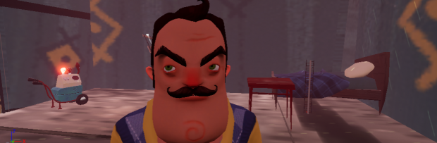 Hello Neighbor: Mystery House (DEMO)