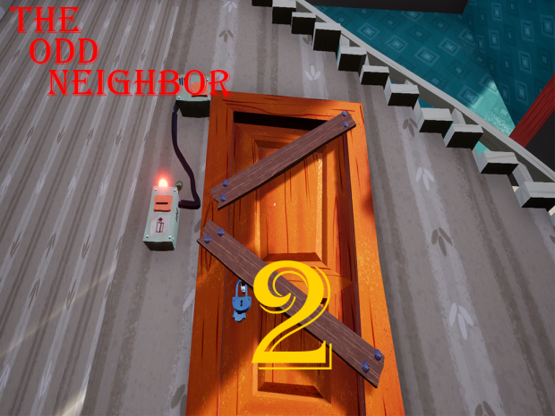 The Odd Neighbor 2! Version 1