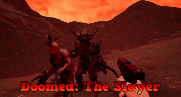 Doomed The Slayer Randomly Generated Hell v1.20