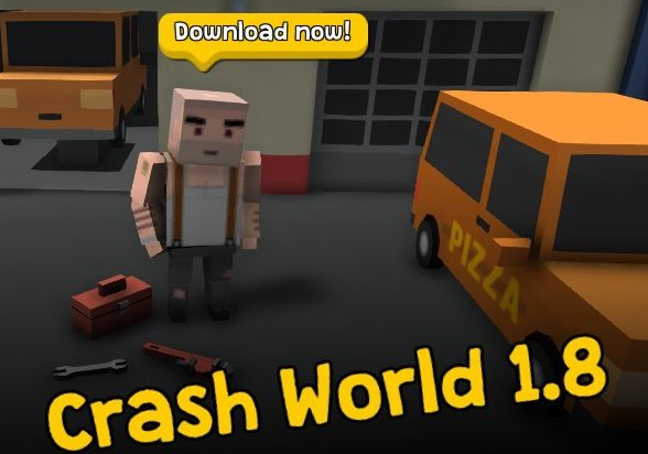 Crash World Windows 1.8