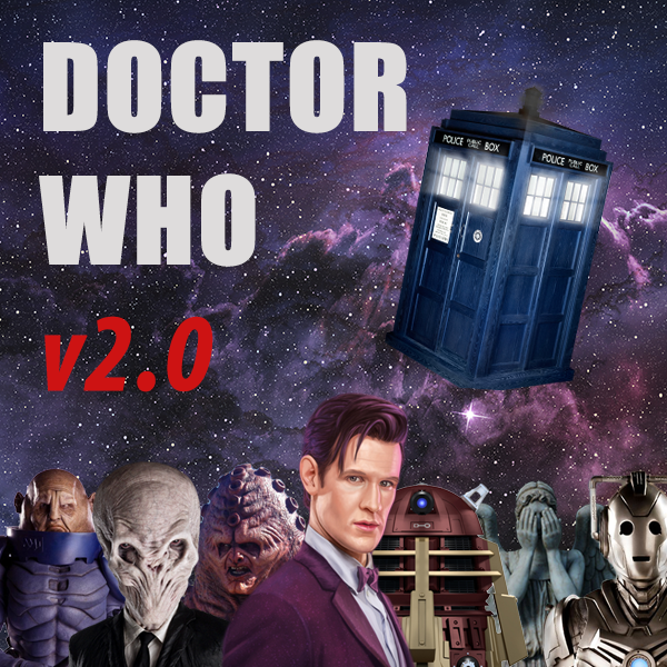 Doctor Who Mod for Stellaris v2.0