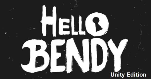 Hello Bendy Unity