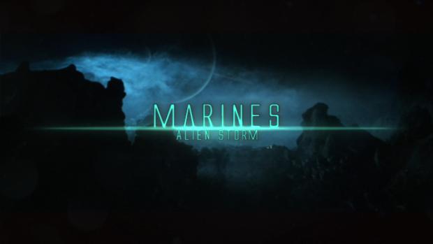 Marines Alien Storm A15