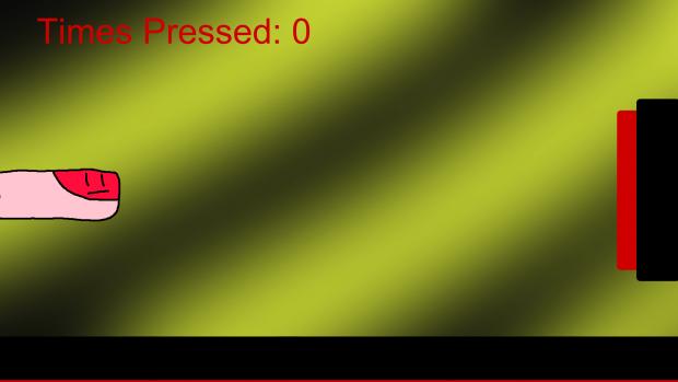 [Theme: one button controller] Button Presser