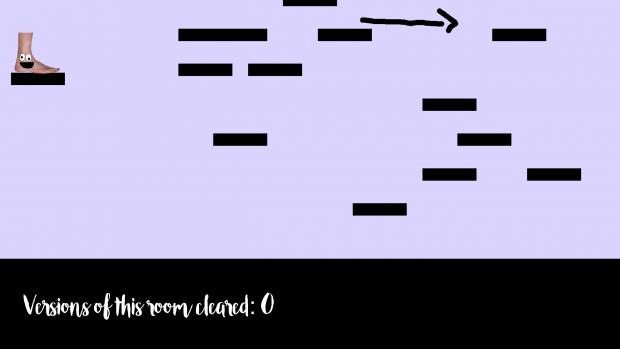 [Theme: 1 room] Stepping Through a Single Room