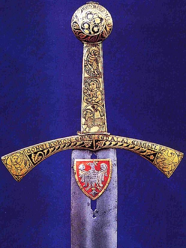 Szczerbiec - Sword from haeven v1.0