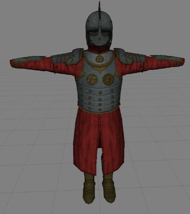 Hussaria armor set