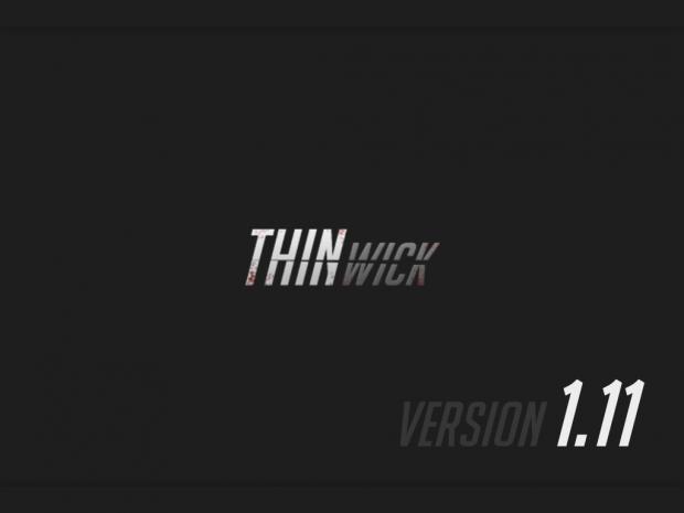 Thin Wick V1.11