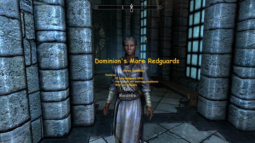 Dominion's More Redguard - Special Edition