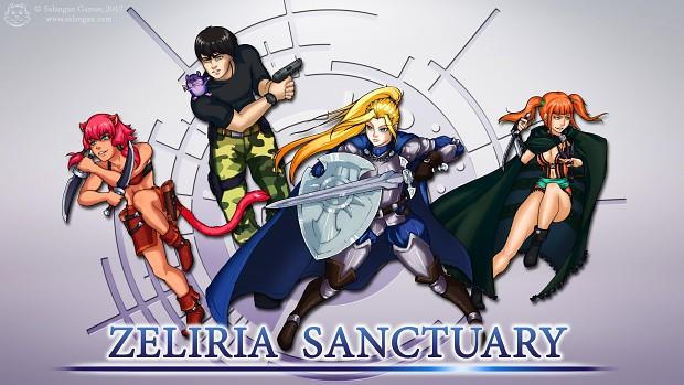 Zeliria Sanctuary demo (win)