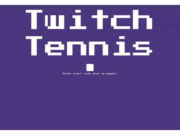 Twitch Tennis (Windows 32-bit)