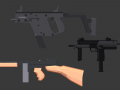 Raven Weapon Pack