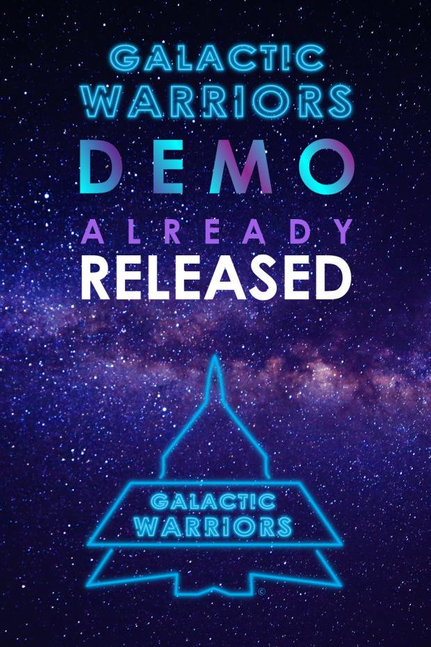 Galactic Warriors Demo
